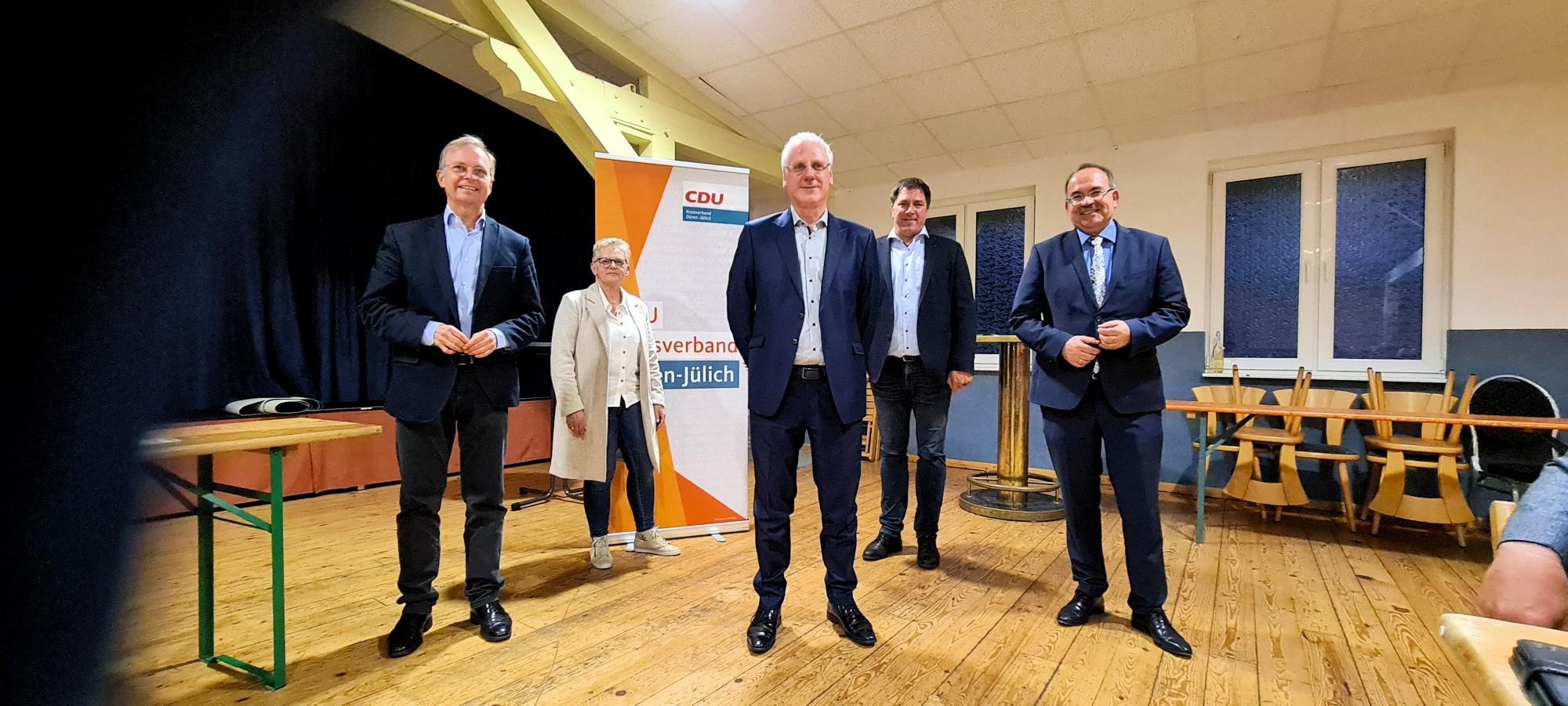 Neuer Vorsitzender für die CDU Hürtgenwald
